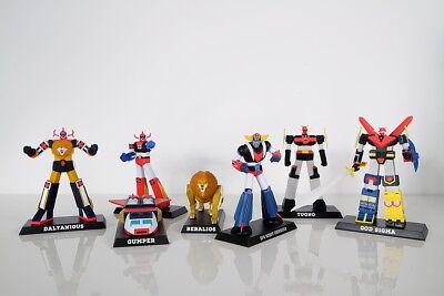 Anime Robot Collection 1-90 Completa Conclusa!