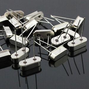 20Pcs New 18MHZ 18MHZ 18M HZ HC-49S Crystal Oscillator