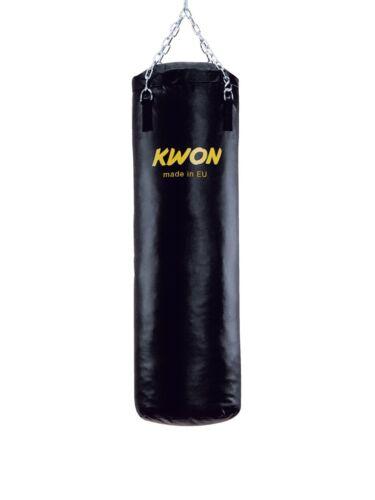 Kampfsport Ø ca.35cm 100 oder 120cm Spezialfüllung Kunstleder Boxsack Kwon