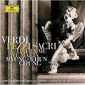 Giuseppe Verdi - Verdi: Pezzi sacri; Libera me; Ave Maria (2001)