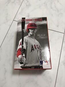 Shohei-Ohtani-Bubble-head-Figure-Batter-Astron-5X-Sale-commemoration-benefit-NEW