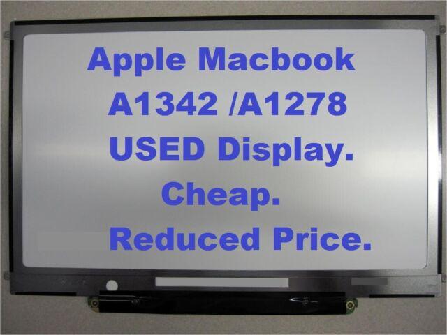 "AU OPTRONICS B133EW04 V.4 LAPTOP LED LCD Screen 13.3/"" WXGA Front"