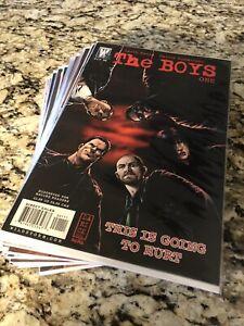 The-Boys-V1-1-21-Plus-24-27-High-Grade-Garth-Ennis-Hit-Amazon-Show-25-Books