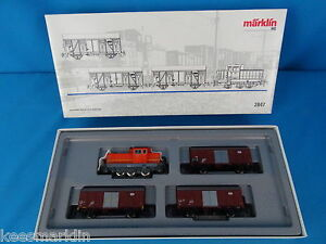 Marklin-2847-SBB-CFF-Swiss-Branch-Line-Freight-Train