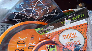 Details about HALLOWEEN JOB LOT PARTY DECORATIONS  BNWT # 18
