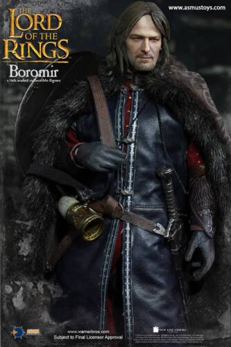 Asmus Toys 1:6 Lord Of The Rings LOTR017Q Boromir Collection Model Sculpted Hair