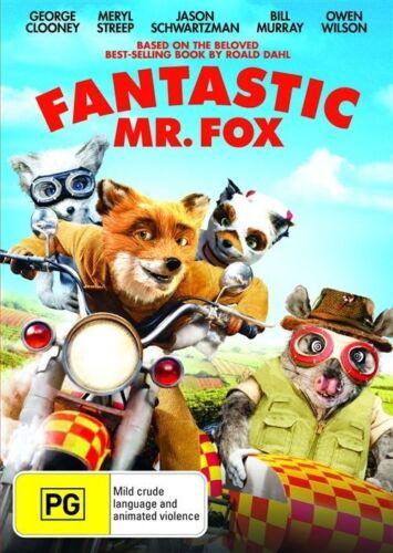 1 of 1 - Fantastic Mr. Fox (DVD, 2010)