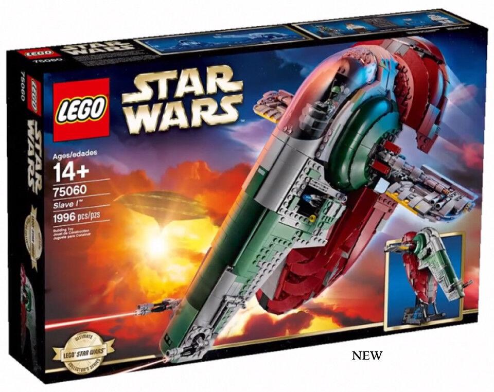Lego Star Wars 75060 - Slave I  (UCS) - NEW - SEALED