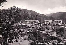 # S. GIOVANNI IN FIORE - CASE POPOLARI     1957