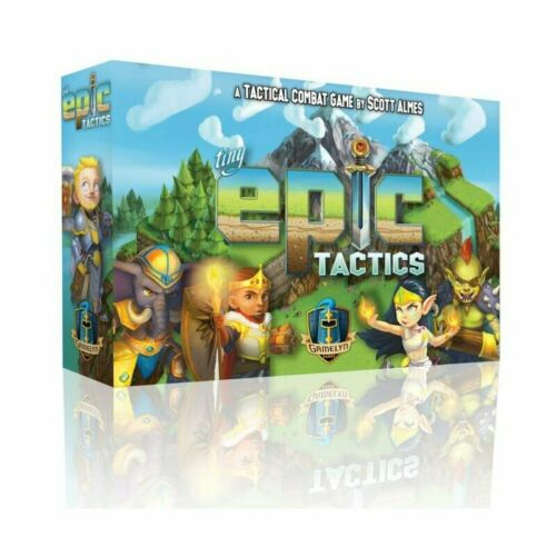 Double Maps Expansion ovp englisch Tiny Epic Tactics