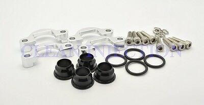 Subaru sidefeed ej20 ej22 300ZX Phase 1 2 Adapter kit stage 2 II fuel injectors