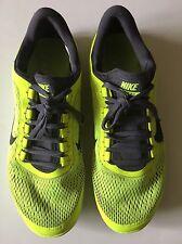 Nike Free Trainer 3.0 Mens Shoes Sneakers Bright Yellow Hi Visibi - Sz 11