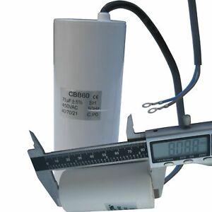 COMAR MKA 450 MOTORE Run//Condensatore in esecuzione