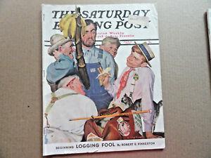 Saturday-Evening-Post-Magazine-July-15-1939-Complete