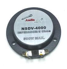 Original Factory Diaphragm AudioPipe APCDAD-900RC for APCD-940FR APCD-976FR 8Ω