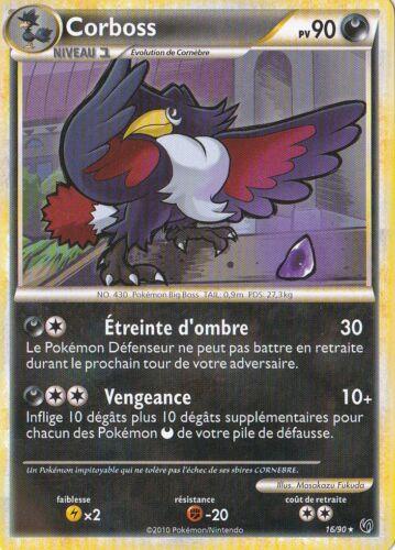 Indomptable HS Carte Pokemon Neuve France Corboss 16//90