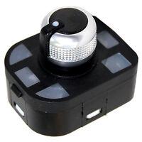 Hqrp Interruptor De Espejo Para Audi A4, S4, Rs4, B6, B7 Avant 2001 - 2007