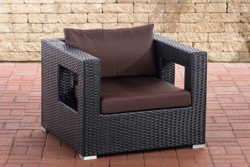 Polyrattan Garten Sessel Honolulu Loungesessel Sessel Gartenmöbel Loungemöbel