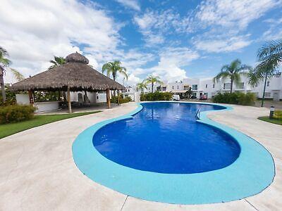 Casa en venta en Nuevo Vallarta con 3 recamaras y alberca en Las Ceibas