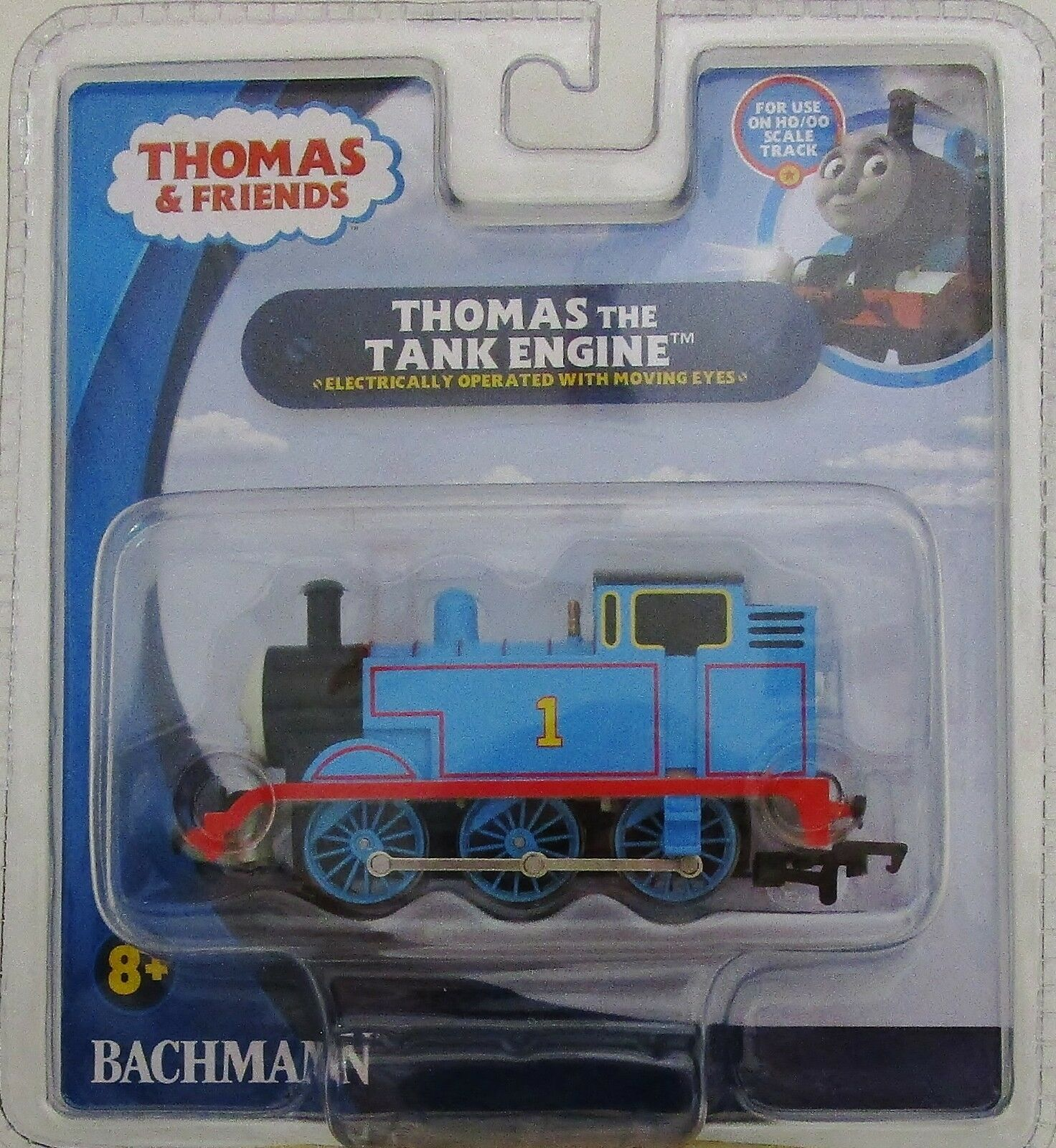 Bachmann US 58741 - Thomas & Friends - Thomas - New - (00/H0)