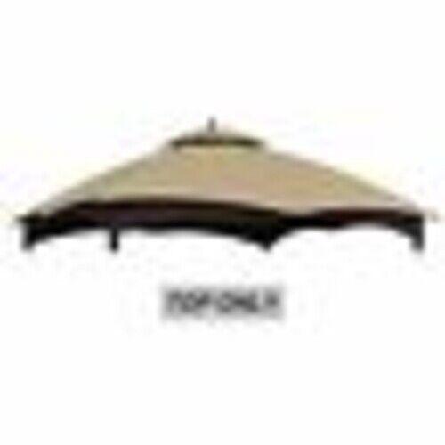 roth Gazebo Beige Replacement Canopy Top Model GF-12s004bto GF-12s004b-1 allen