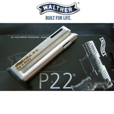 walther magazine 22lr 10 round stainless p22 512602 ebay