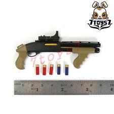 Virtual Toys 1/6 The Darkzone Agent_ Shotgun + shell _VTS Video games Now VS012O