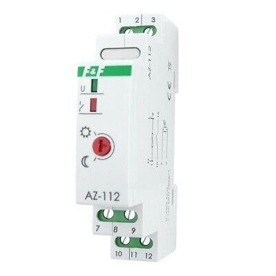 Dämmerungsschalter Aussen Dämmerungssensor mit externer Sonde im Gehäuse IP65