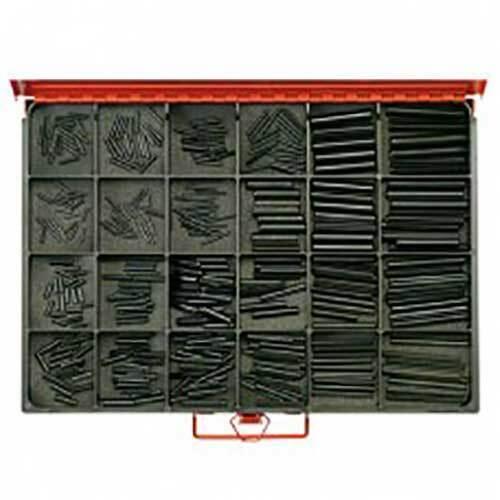 Champion CA2025 Roll Pin Imperial Assortment Kit, 364 Pcs