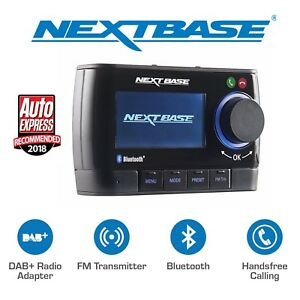 Nextbase-In-Car-DAB-DAB350-Digital-Radio-Bluetooth-Handsfree-Calling-Adapter-Kit