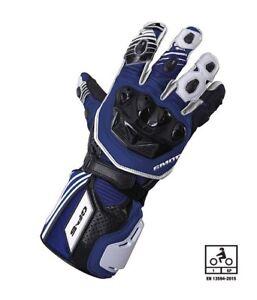Guanti Moto Racing Gp5 Blu Gimoto, Canguro Zhbuwksv-07225741-629335992