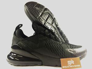online retailer c4286 9e229 Details about New NIKE AIR MAX 270 'Triple Black' AH8050-005 Men's Shoes c1