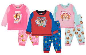 Bébé Filles Garçons Pyjamas Kids Toddlers Paw Patrol Skye Everest Chase Pyjama Cadeau-afficher Le Titre D'origine