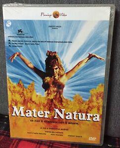 Mater-Natura-Se-Non-e-Scandalo-Non-e-Amore-DVD-Massimo-Andrei-V-Luxuria-Nuovo