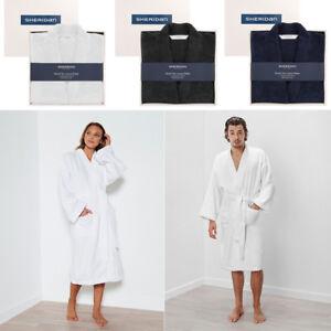 Image is loading Sheridan-Quick-Dry-Luxury-Unisex-Bathrobe-Bath-Robe- 55ad2cdb8