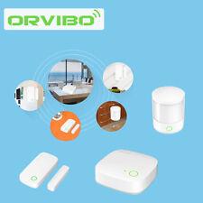 ORVIBO Alarm Smart Kit Home System App Control Hub Door Window Motion PIR Sensor