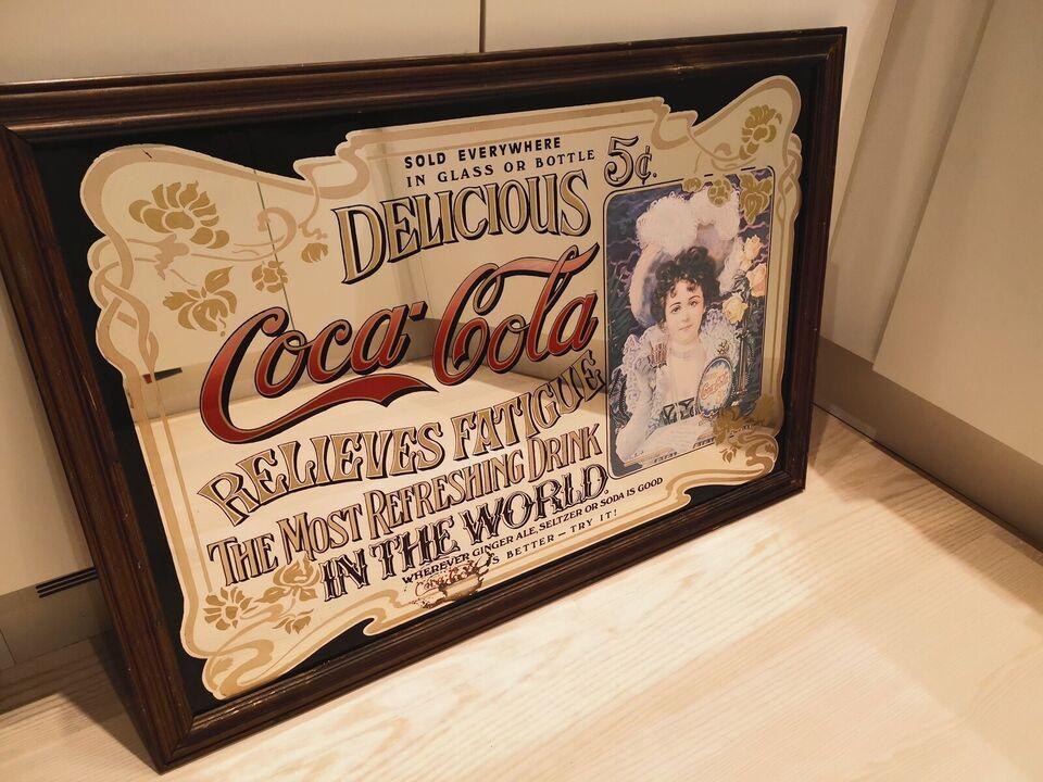Spejl, Coca-Cola Spejl