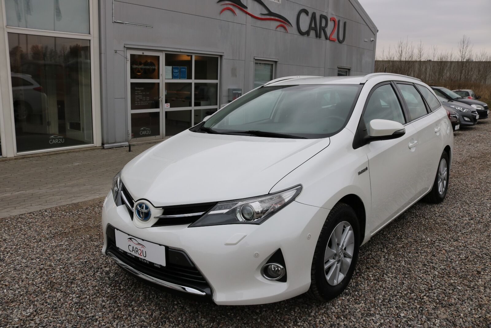 Toyota Auris 1,8 Hybrid H2+ Touring Sports CVT 5d