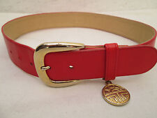 - AUTHENTIQUE   ceinture LOUIS FERRAUD  cuir  (T)BEG  vintage