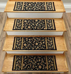 Image Is Loading Rug Depot 13 Traditional Carpet Stair Treads 26