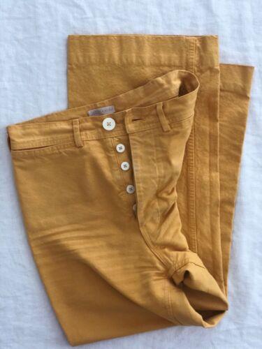 jesse kamm sailor pants caribbean gold