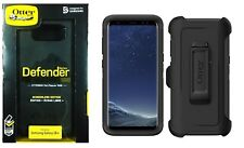 OTTERBOX Defender Series Black Case for Samsung Galaxy S8 S 8 Plus
