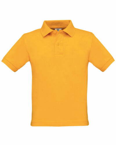 Unisex Mens//Womens Classic Summer Polo TShirt Size 3XL 4XL Work School PE Sports