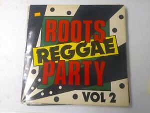 Roots-Reggae-Party-Vol-2-Various-Artists-Vinyl-LP-UK-Copy-ROOTS-REGGAE