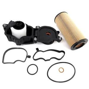 Conversion Kit Filz-Filter Incl. Oil Filter For BMW E60 525d 530d E90 325d 330d