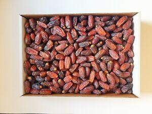 Mabroom 5 kg dates du Ramadan * TOP Qualité * Fresh date Madina libre p&p UK Vendeur