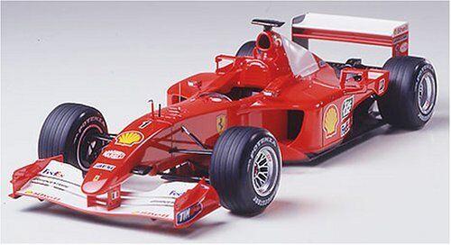 Figure Ferrari F2001 Formula 1 1 20 Tamiya FREE SHIPPING SB