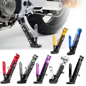 Cavalletto-laterale-universale-regolabile-in-lega-di-alluminio-CNC-per-moto