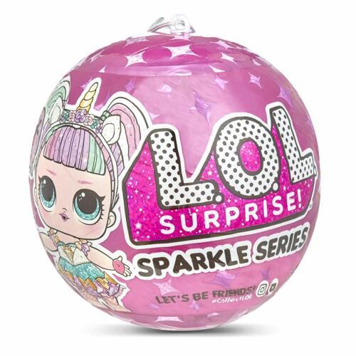 surprise Poupées Sparkle Series Fonctionnaire de MGA Entertainment-LOL L.O.L