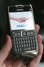 Nokia E71 Stahlgrau (Ohne Simlock) Smartphone UMTS 3G Wlan 3,2MP Radio Finnland